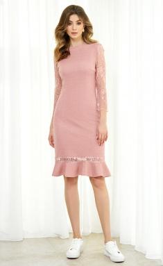 Dress AYZE 1394 rozovyj