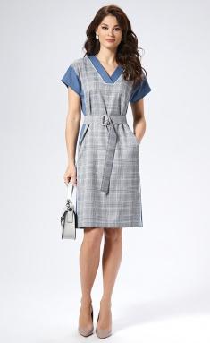 Dress AYZE 1397 multikolor