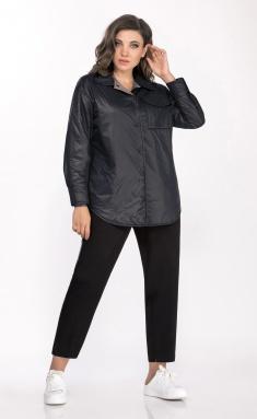 Jacket Anna Majewska M-1399 sinij