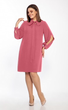 Dress LaKona 1399 dymchataya roza