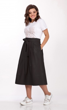 Skirt Anna Majewska M-1402