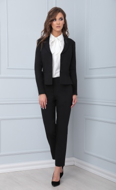 Suit Ladis Line 1407 chern