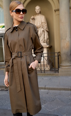 Coat PAPAYA 1443-2