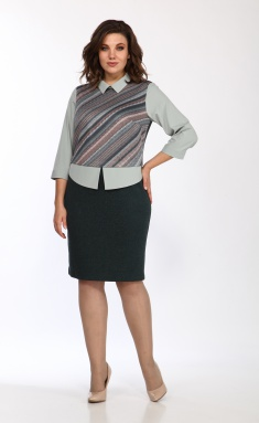 Dress Lady Style Classic 1453/1