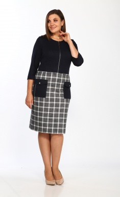 Dress Lady Style Classic 1485