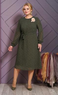 Dress ALANI 1505 xaki