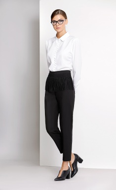 Trousers EOLA 1509 chern