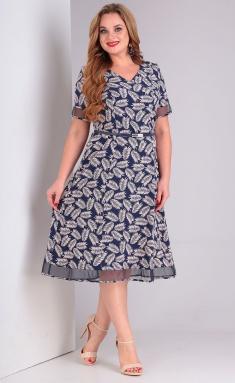 Dress Ollsy 01517 sine-roz