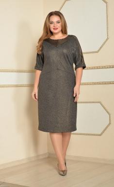 Dress Lady Style Classic 1521 chern s zol