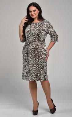 Dress Lady Style Classic 1525 leo