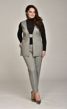 Suit Lady Style Classic 1539