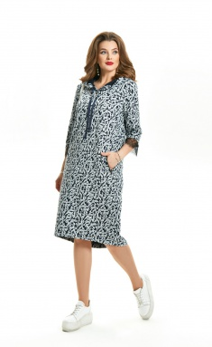 Dress TEZA 1563-1