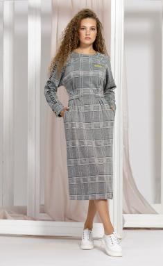 Dress Kaloris 1568