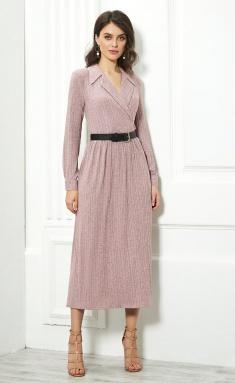 Dress AYZE 1614 pudra