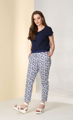 Trousers Golden Valley 16159 sine-bel
