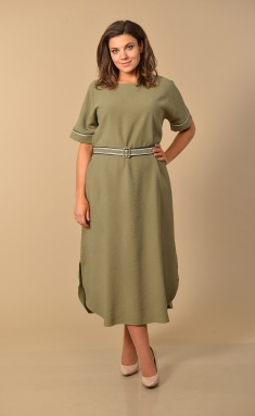 Dress Lady Style Classic 1615