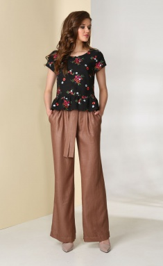 Trousers Golden Valley 16230 korichn