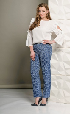 Trousers Golden Valley 16250 t.sin v tochku