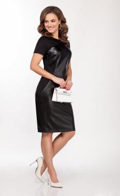 Dress Dilana Vip 1628/1 chernyj