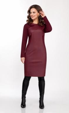 Dress Dilana Vip 1628 bordo