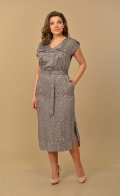 Dress Lady Style Classic 1631