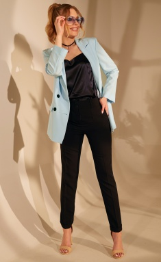 Trousers Golden Valley 16452 chern