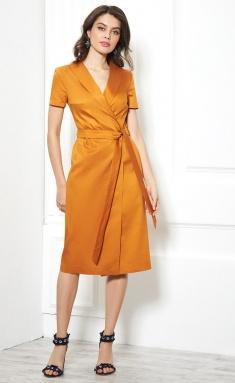 Dress AYZE 1647 oranzhevyj