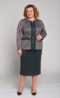 Suit Lady Style Classic 1647 zel