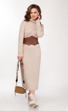 Dress Dilana Vip 1648 bezh