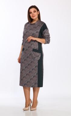 Dress Lady Style Classic 1649
