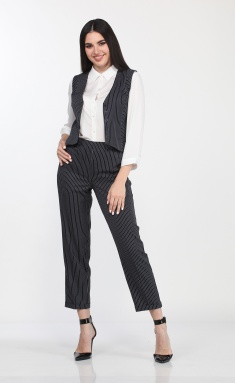 Suit Lady Style Classic 1657