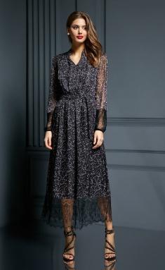 Dress AYZE 1666 multikolor