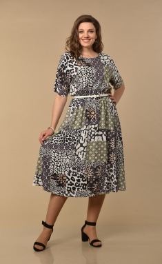 Dress Lady Style Classic 1670