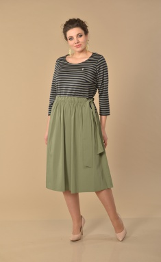 Dress Lady Style Classic 1671