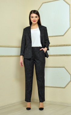 Suit Lady Style Classic 1725 chern kl