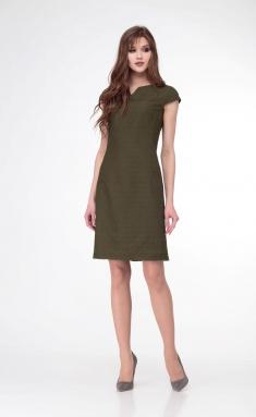 Dress Amori 1745 xaki 170