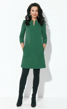 Dress AYZE 1765 zelenyj