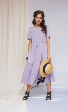Dress Elletto Life 1771 lav