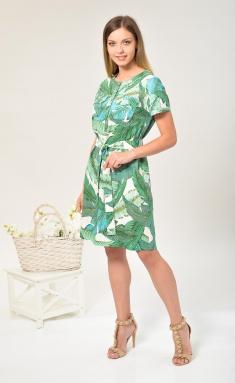 Dress Lady Style Classic 1819 zel