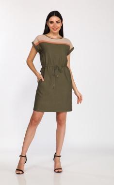 Dress Lady Style Classic 1853