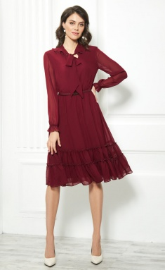 Dress Sale 1859 malinovyj