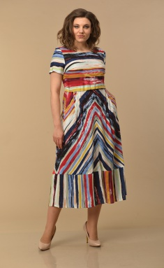 Dress Lady Style Classic 1860/2