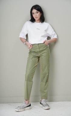 Trousers JRSy 1903 zel print