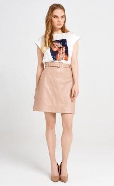 Skirt Panda 19057z roz