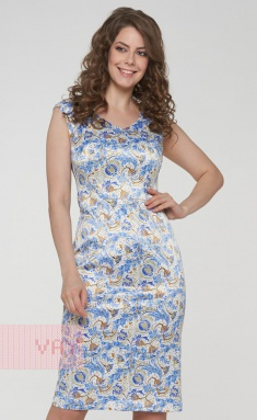 Dress Newvay 191-3500 passiflora gol