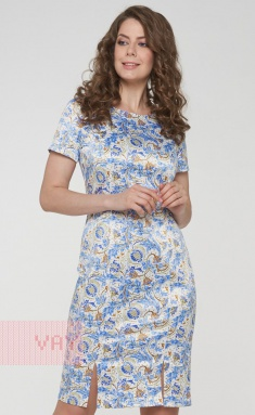 Dress Newvay 191-3504 passiflora gol