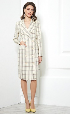 Dress AYZE 1936 multikolor