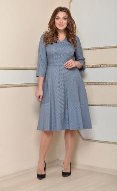 Dress Lady Style Classic 1943 gol