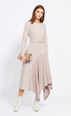 Dress EOLA 1944 bezh