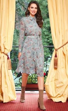 Dress AYZE 1946 polyn